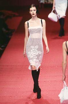 Dolce & Gabbana Fall 1997 RTW