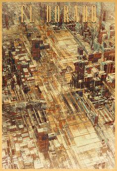 Legendary Cities - atelier olschinsky