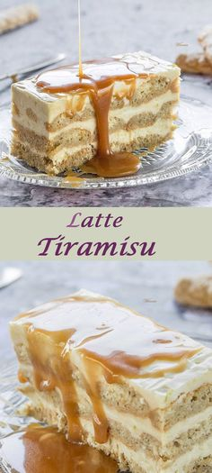 Tiramisu Latte White chocolate and caramel Tiramisu. Unique and super delicious. Making everything from scratch. (English version included) http://www.winnish.net/2016/03/8218/