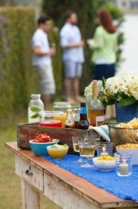 How to host the best yard party