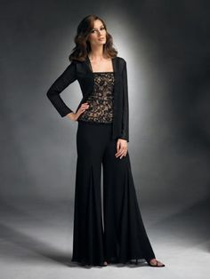 Image result for mother of the bride pant suits for summer #womenpantssuits