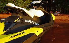 Sea-Doo Spark: A Throwback Watercraft You Can Actually Afford - Popular Mechanics Plywood Boat Plans, Wooden Boat Plans, Jon Boat, Boat Dock, Jet Skies, Cool Boats, Popular Mechanics, Guy Pictures, Catamaran