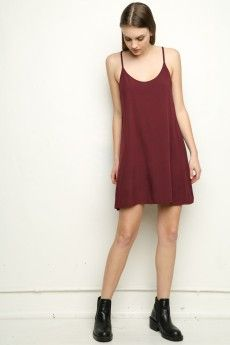 Belle Slip Dress