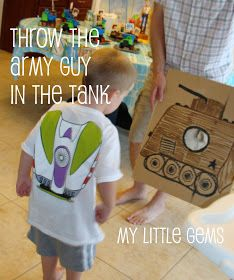 My Little Gems: Toy Story Birthday Ideas