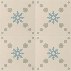 Carreaux de ciment - Les motifs - Carreau F 07.27.15 - Couleurs & Matières