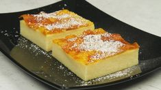 Kinds of Greek Pies: The Variety of Delicious 'Pitas' Greek Sweets, Greek Desserts, Köstliche Desserts, Greek Recipes, Delicious Desserts, Mizithra Cheese, Kinds Of Pie, Custard Cake, Sweet Pie