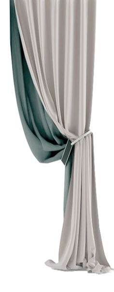 Curtain Tie Backs, Curtain Fabric, Curtains With Blinds, Window Curtains, My Furniture, Furniture Design, Luxury Estate, Curtain Designs, Luxurious Bedrooms