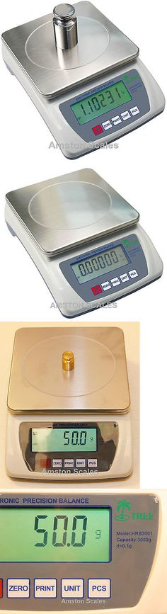 Powder Measures Scales 71119: 3000 X 0.1 Gram 46297 X 1 Grain Digital Scale Gun Powder Reload Ammo Black - New -> BUY IT NOW ONLY: $189.95 on eBay!
