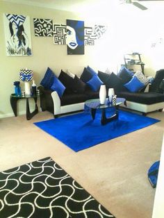 My Zeta living room