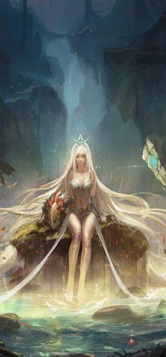 League Of Legends wallpaper   https://1papeldeparedegratis.blogspot.com.br/2017/01/janna-league-of-legends.html
