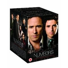 Numb3rs - Seasons 1-6 Complete! Oh, we will have this someday... and that day will be glorious...