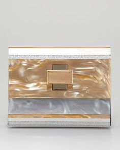 Kotur $650 Gerschel+Perspex+Clutch+Bag+by+Kotur+at+Neiman+Marcus.