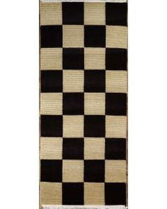 Handmade Rectangular Geometric Runner Area Rugin Black with Gold Accents Rug Runners, Red Accents, Area Rugs, Pure Products, Handmade, Gold, Black, Rugs, Hand Made