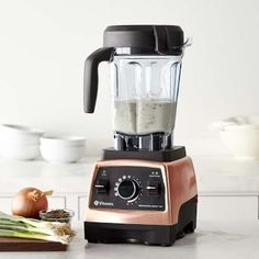 Vitamix Pro 750 Heritage Blender, Copper  Oh, i want a copper one, who wants my black one?  #williamssonoma