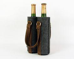VALENTINE's day sales Filz Doppel Wein Tasche Wein Set Stoff Haushalt Aufbewahrungsbox  Einkaufstasche Shopping Bag E1755 von Filzkraft auf Etsy https://www.etsy.com/de/listing/122113621/valentines-day-sales-filz-doppel-wein