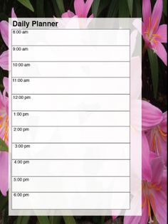 Start figuring out now how you best organize your daily assignments and events.