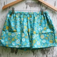 PJ shorts pattern, includes free downloadable pdf and full instructions. Looks easy and very customizable!