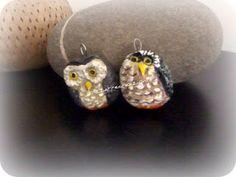 Owls pendants