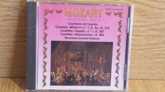 MOZART COLLECTION. VOL 11 / CUARTETOS DE CUERDA. CD / DIVUCSA - 1991 / PRECINTADO.