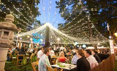 Night Noodle Markets 2014 -  It has all the appeal of a hawker market and the atmosphere of a summer festival – the Night...