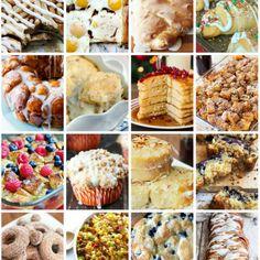 20 Christmas Morning Breakfast Recipes - Creme De La Crumb