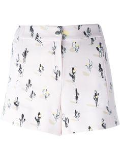 KENZO | Cartoon Cactus Shorts | http://www.farfetch.com/uk/shopping/women/kenzo--cartoon-cactus-shorts-item-11319331.aspx?storeid=9383&from=listing&ffref=lp_pic_234_8_