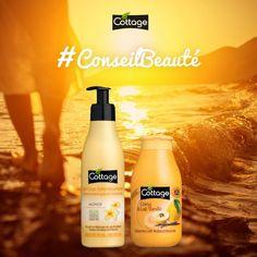 Pour être la plus belle à la rentrée, on mise sur l'hydratation de la peau afin de prolonger son joli hale d'été, et on se réserve des moments de plaisir sous la douche avec Cottage !