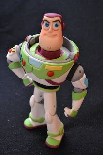 *SUGAR ART ~ Carlos Lischetti: Buzz Lightyear in progress - Buzz Lightyear en proceso