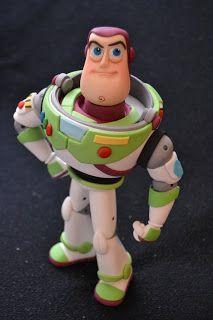 *SUGAR ART ~ Carlos Lischetti: Buzz Lightyear in progress - Buzz Lightyear en proceso
