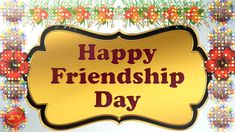 Happy Friendship Day 2020,Wishes,Whatsapp Video,Greetings,Animation,Mess... Friendship Day Video, Friendship Day Wishes, Wish Online, E Greetings, Whatsapp Videos, Message Quotes, Event Organization, Do You Really, True Friends