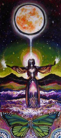 La médecine du Papillon Comme un battement d'aile, L âme l'éternel virevolte Transformiste, elle apprend Du Cocon à la libération Un papillon vient à toi Il déploie ses ailes fines Et dans son ballet, il devient un jour amoureux Il saupoudre d'or saphir...