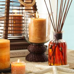 Reed Diffuser - Ginger Peach®