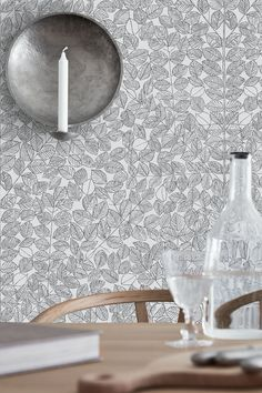 Design av Viola Gråsten - Romans #1766 #borastapeter #scandinaviandesigners