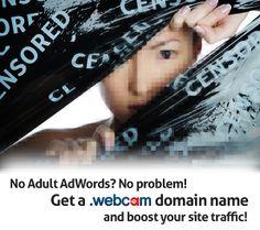 no adult adwords?