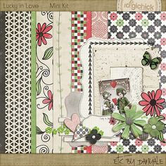 Scrapbooking TammyTags -- TT - Designer - Etc by Danyale,  TT - Item - Kit or Collection