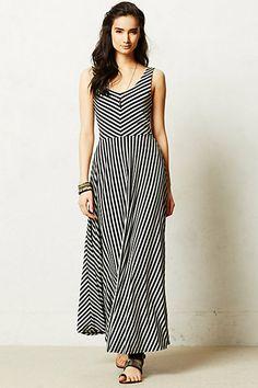 Tamsin Maxi Dress #anthropologie