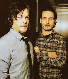 bromance at its best! love these men!