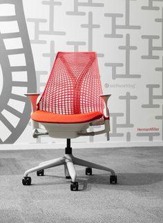 Herman Miller Sayl Chair                                                                                                                                                                                 More