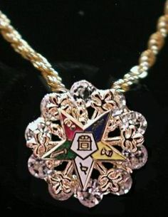 order of eastern star charms - Google Search