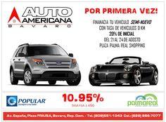 AUTOAMERICANA FERIA SEMI NUEVO POPULAR AGOSTO 2013