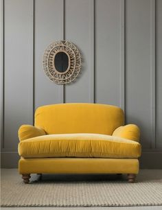 Betsy Snuggle Seat by Rose & Grey