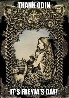 Norse Mythology – Google+