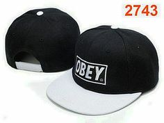 Casquettes OBEY Snapback 0103