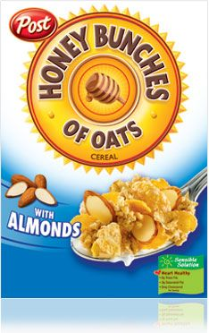 Honey Bunches of Oats the best cereal ever made love it Cereal For Diabetics, Best Cereal, Cereal Recipes, Cake Recipes, Cafe Food, Morning Food, Gourmet Recipes, Girlfriends