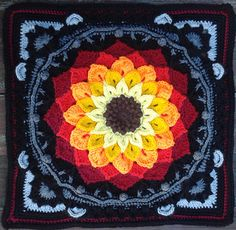 Ravelry: LindaDavie's The Enchanted Garden Tote - Pattern Test
