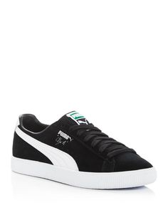 c405d7efed8 Puma Clyde B C Lace Up Sneakers Pumas Shoes