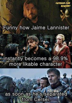 Game of Thrones Jaime Lannister Watch Game Of Thrones, Game Of Thrones Facts, Game Of Thrones Quotes, Game Of Thrones Funny, Game Of Thrones Brienne, Game Of Thrones Jaime, Brienne Of Tarth, Game Thrones, Jaime Lannister