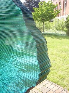 stacked plates of glass by faerielou