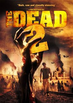 """Begin Zombie Apocalypse. Upcoming horror movie """"The Dead 2: India"""" is expected fall 2014.  About an American engineer Nicholas Burton (Joseph Millson) in a race against time to reach his pregnant girlfriend Ishani Sharma (Meenu) in the middle of a zombie apocalypse.   For all the top rated horror movies of all time: http://www.besthorrormovielist.com/ #horrormovies #scarymovies #horror #horrormovietrailers #upcominghorrormovies"""