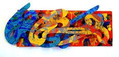 Art Dish with MJ: Frank Stella